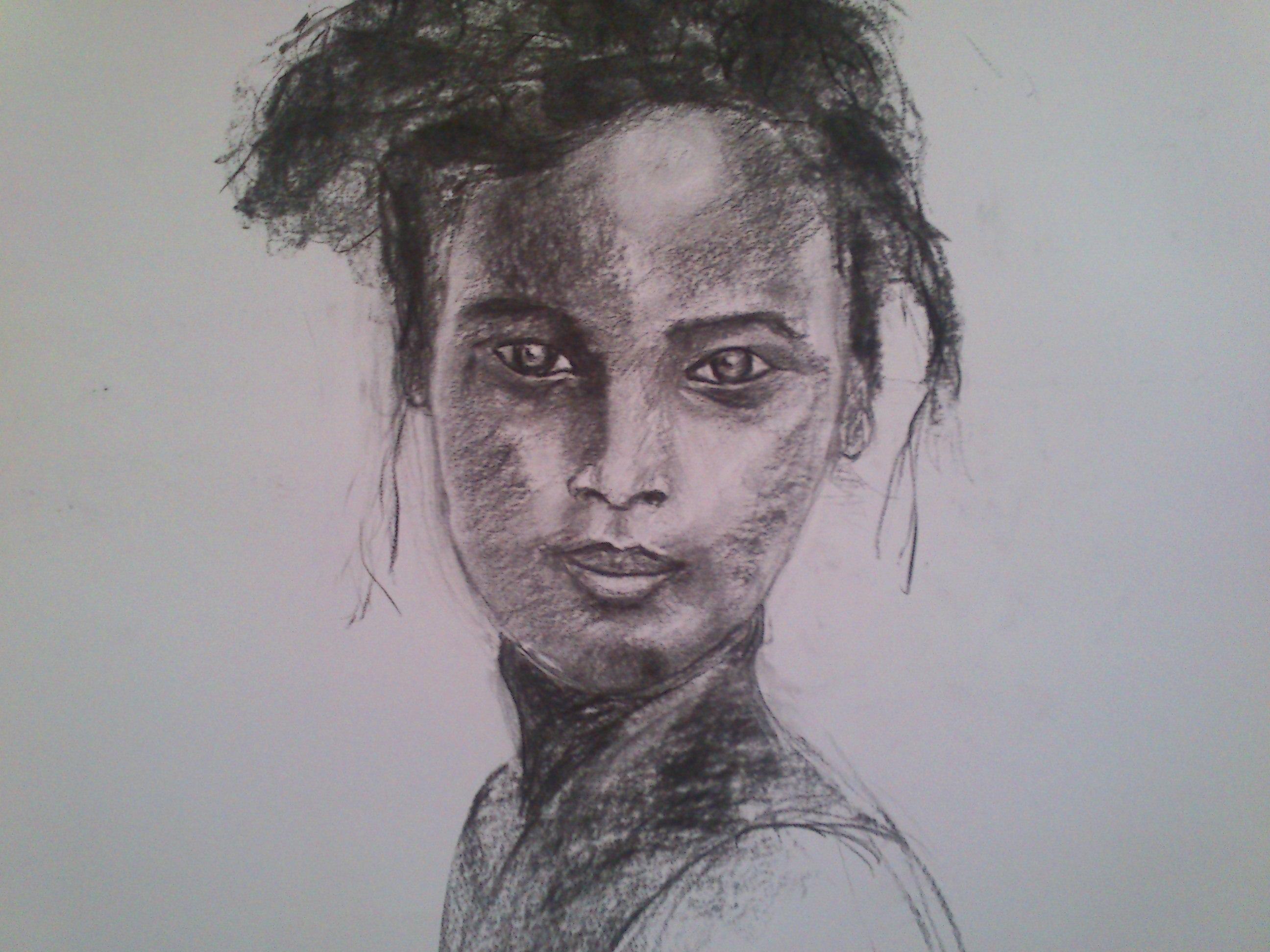 Portrait Chérifa