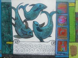 Hommage à l'art Haitien